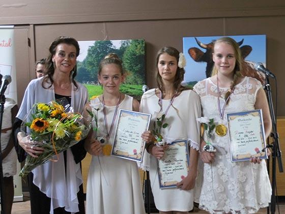 Geke's Tiental leerlingen ontvangen diploma