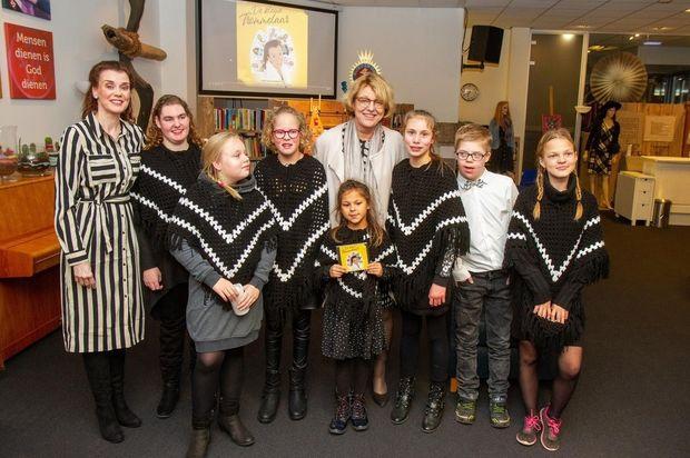 Eerste 'kleine trommelaar' voor burgemeester Urk