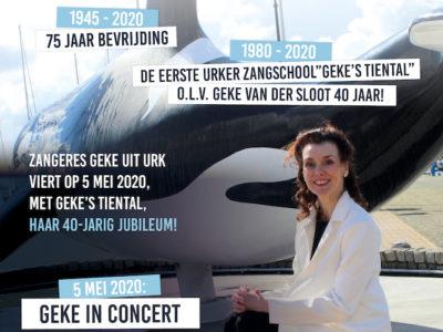 Geke in Concert