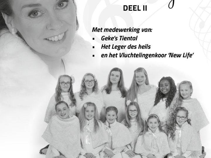 Sponsorconcert Geke & Vluchtelingen